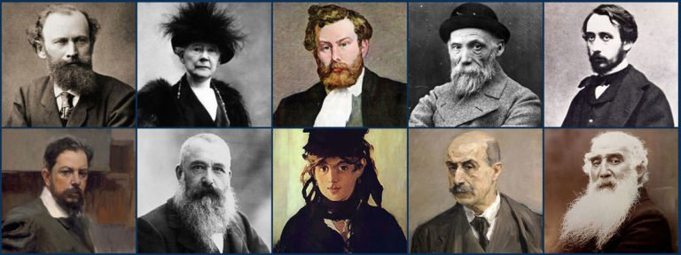 10 Most Famous Impressionist Artists And Their Masterpieces