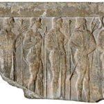 The twelve Olympian gods