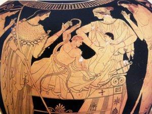 Hercules Hera snakes