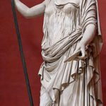 Marble Statue of Hera