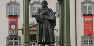 Martin Luther Biography Featured