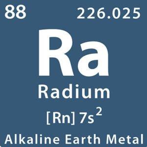 Radium Symbol