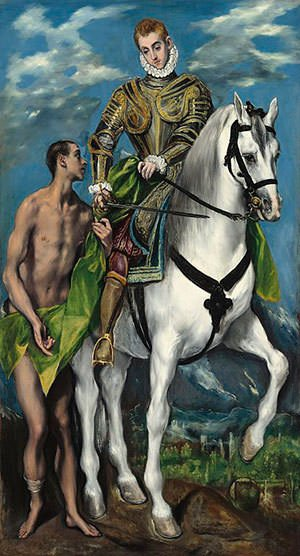 Saint Martin of Tours