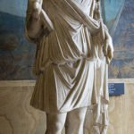 Statue of Hermanubis in Vatican Museums