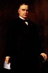 William McKinley Presidential Portrait