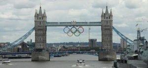 Tower Bridge Olympics 2012