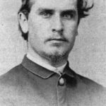 William McKinley in 1865