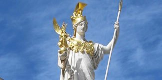 Athena Myths Featured