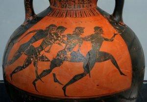 Panathenaic Games runners