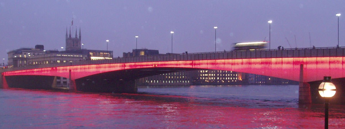 London Bridge in 2006