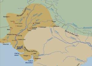 Indus Valley Civilization map