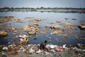Indus River pollution