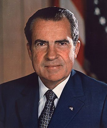 Richard Nixon election poster