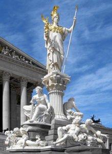 Statue of Pallas Athena