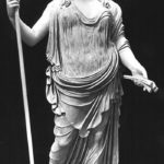 Sculpture of Ceres