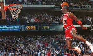 10 Major Accomplishments of Michael Jordan