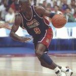 Michael Jordan 1992 Olympic Games