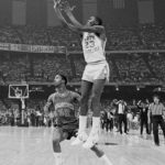 Michael Jordan 1982 NCAA championship