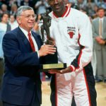 Michael Jordan 4th MVP Award