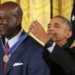 Michael Jordan Presidential Medal of Freedom