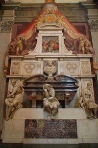 Michelangelo Tomb