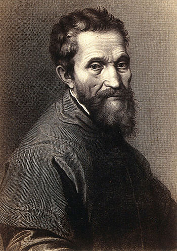 Michelangelo Portrait