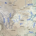 Yangtze River and its major tributaries