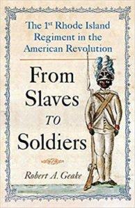 African American 1st Rhode Island Regiment