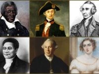10 Interesting People From The American Revolution