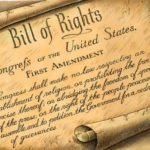 US Constitution First Amendment