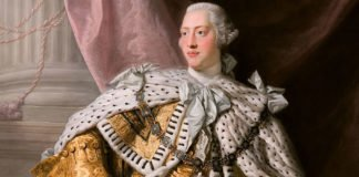 King George III American Revolution Featured