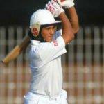 Tendulkar on the 1989 tour of Pakistan