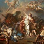 Artemis and Niobe (1772)