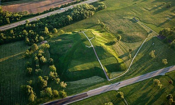 Cahokia world heritage site