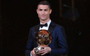 Cristiano Ronaldo 2017 Ballon d'Or