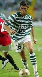 Cristiano Ronaldo Sporting CP