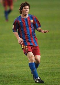 Leo Messi 2005-06 La Liga