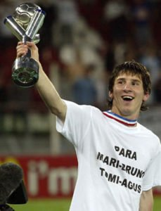 Lionel Messi 2005 FIFA World Youth Championship