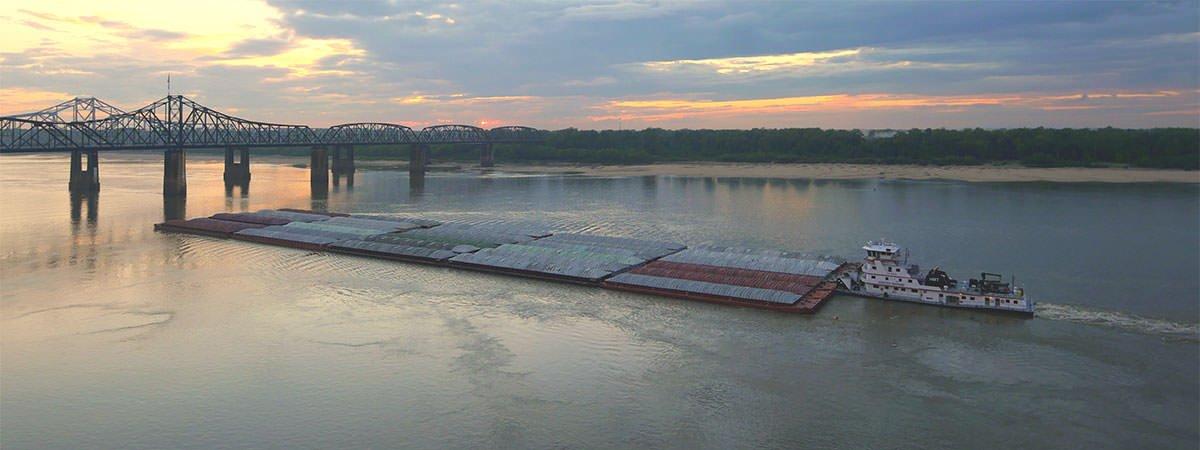 Lower Mississippi River