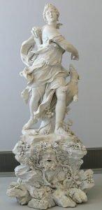 Statue of Roman Goddess Diana