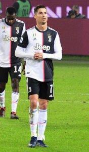Cristiano Ronaldo in 2019