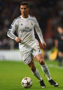 Ronaldo UEFA Champions League 2014