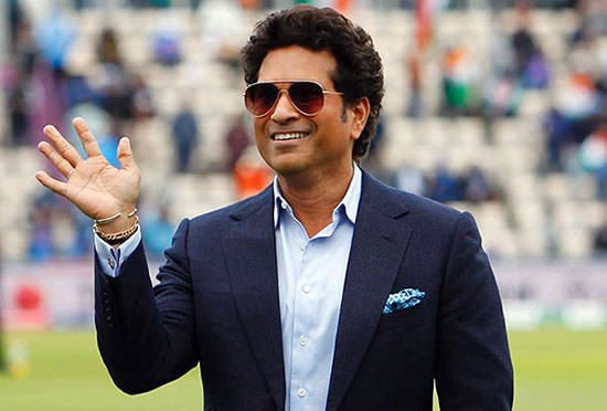 Tendulkar on the 1989 tour of Pakistan