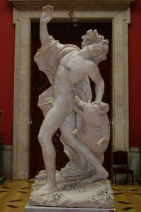 The Death of Adonis (1709)