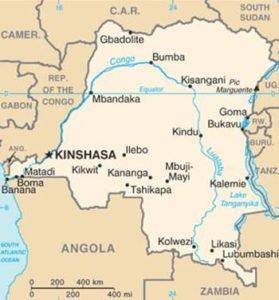 Congo River Course