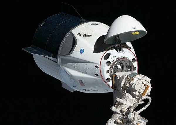 Crew Dragon Spacecraft