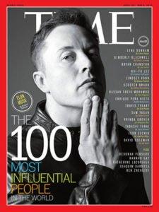 Elon Musk TIME magazine