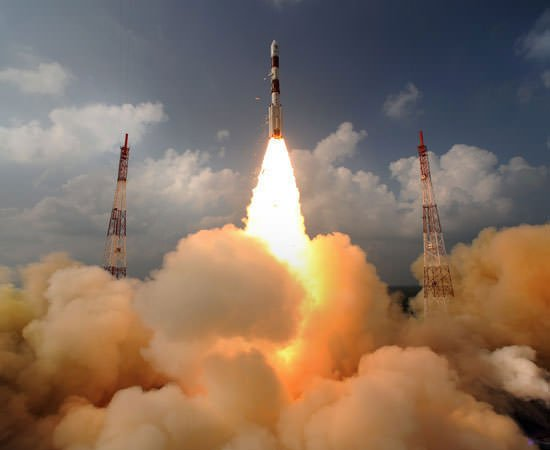 Mangalyaan launch