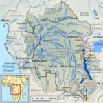 Congo Drainage Basin Map