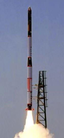 SLV Launch